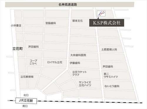 hasepure店舗地図